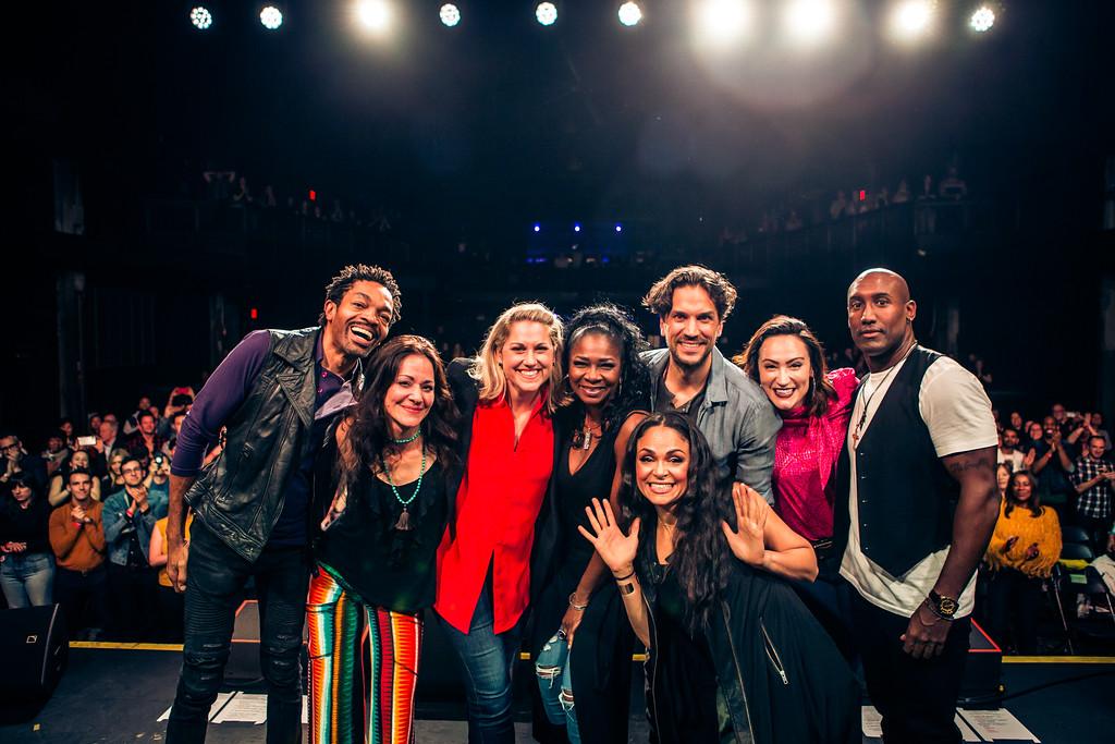Bklyn cast- Reunion concert