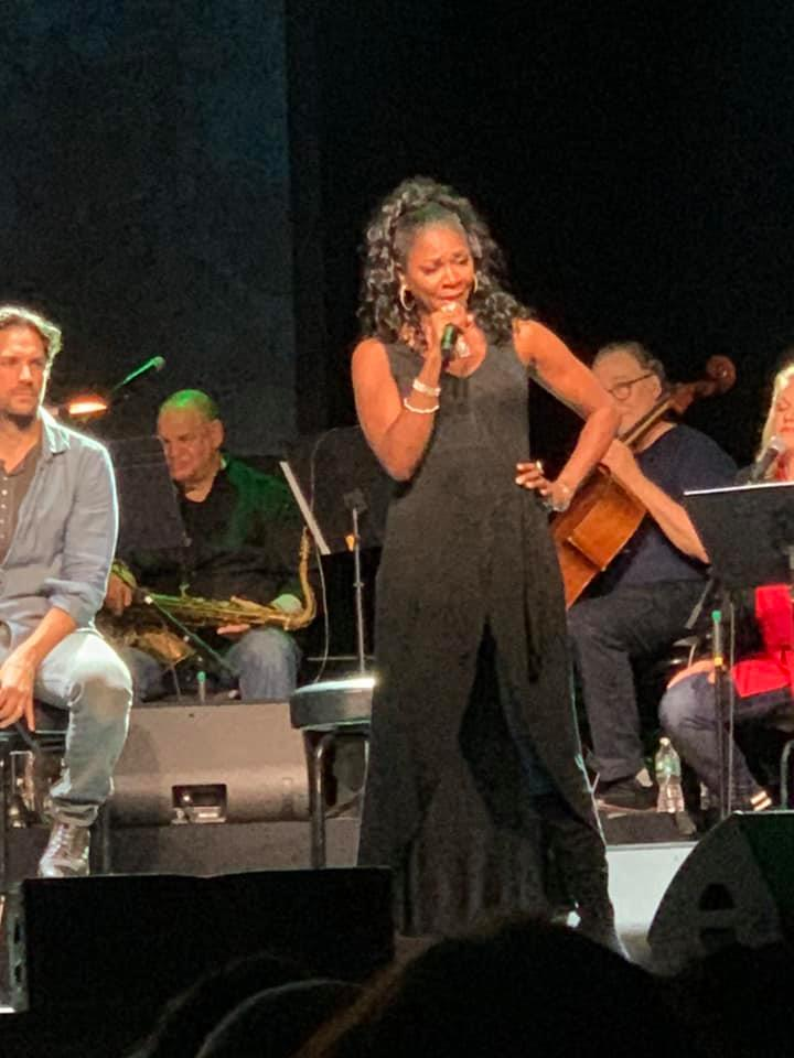 Ramona Keller BKLYN concert